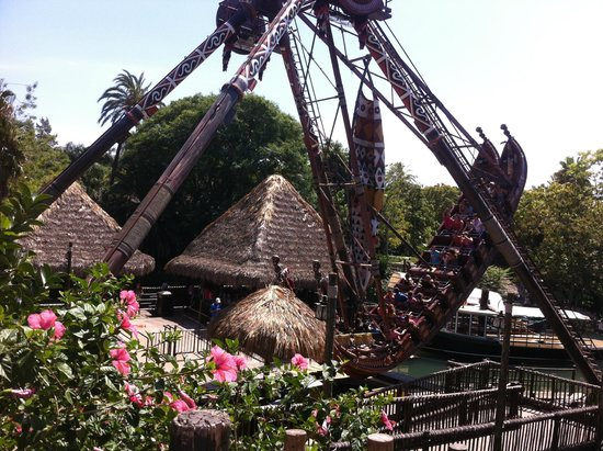 PortAventura : KONTIKI