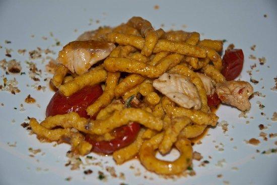 passatelli alle due galline - Picture of Terrazza Marconi Hotel ...