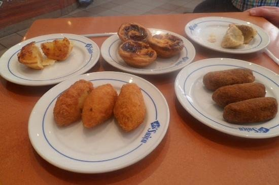Lisbon by Segway : Sampling the pastries