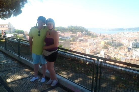 Lisbon by Segway : Great views