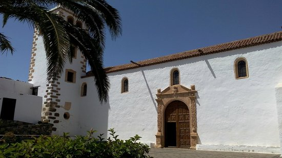 Iglesia Catedral de Santa María de Betancuria: betancuria