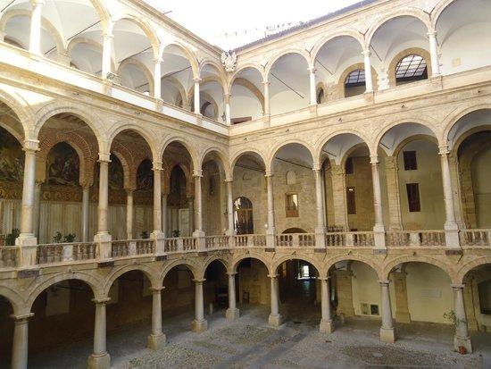 Palazzo dei Normanni: Palerme : Palais des Normands