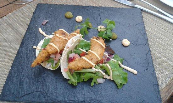 Santiago's Kitchen: Great fish