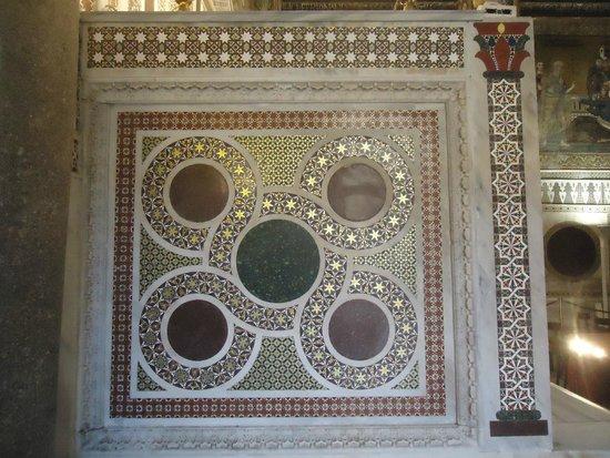 Palazzo dei Normanni: Palerme : la Chapelle Palatine