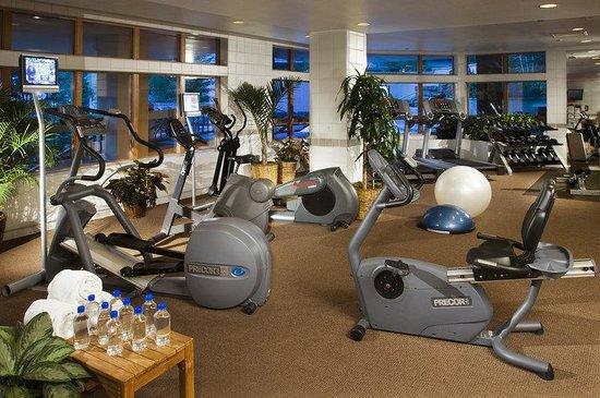 The Pines Lodge, A RockResort: Gym