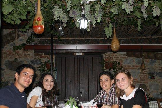 Ambelikos AgroHotel : Birthday dining