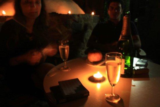 Ambelikos AgroHotel: Champagne