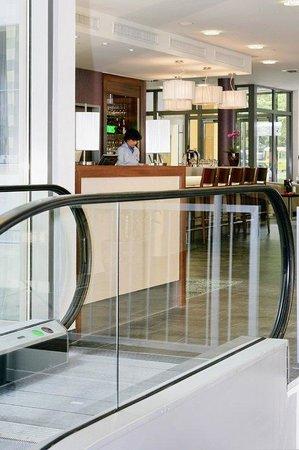 Holiday Inn Express Baden-Baden: Elevator Lobby