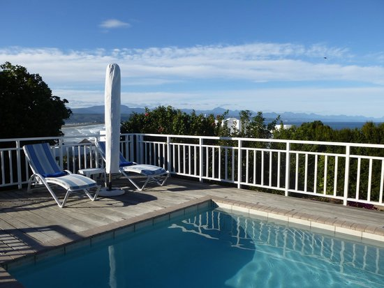 The Plettenberg Hotel: Beach Villa private pool