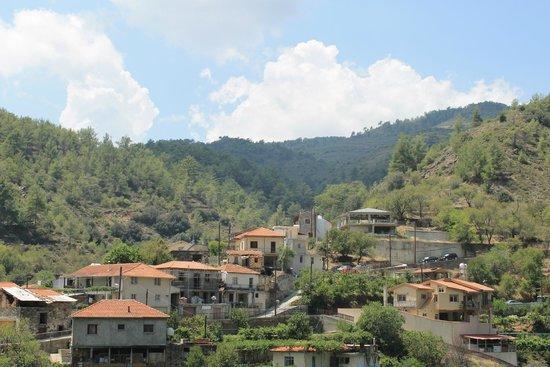 Ambelikos AgroHotel : View