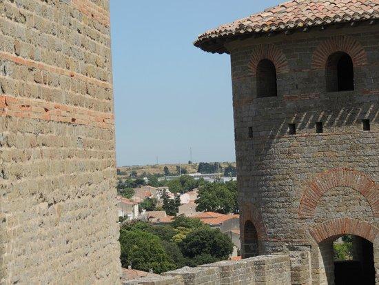 Campanile Carcassonne Est - La Cite : Vue de la Cité