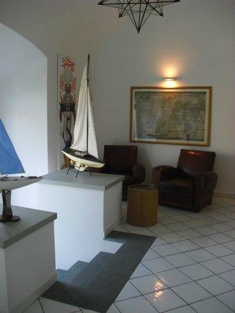 Hotel Torre Barbara: Per accedere alle camere