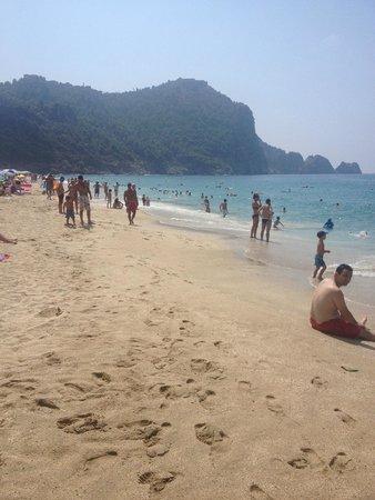 Sultan Sipahi Resort: Plaża  Kleopatra nr 5