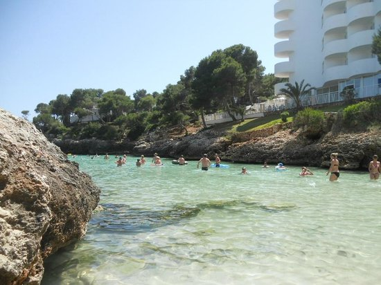 Palia Dolce Farniente : plage cala d'or