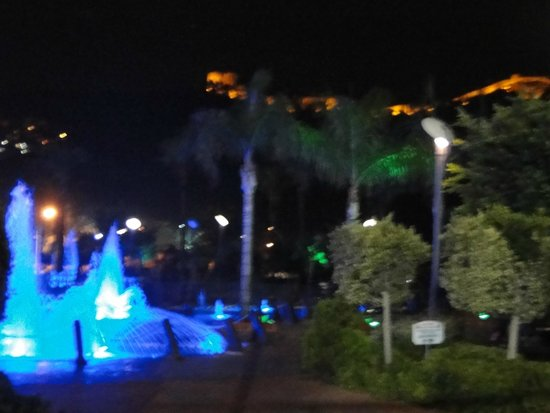Sultan Sipahi Resort: Ogród