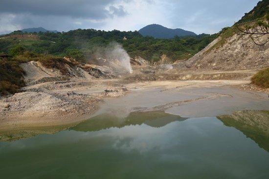 Beitou Hot Spring: Hidden hot spring