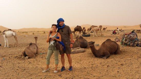 Rutas Por Marruecos Travel Services, S.a.r.l.: EN MERZOUGA