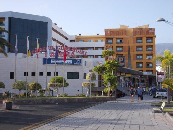Be Live Experience La Nina: Struttura albergo