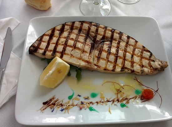 "Grifo Hotel Charme & SPA: Una ""fettina"" di pesce spada"