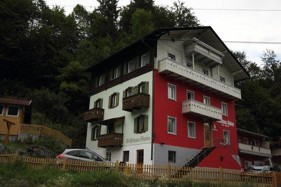 Gastehaus Alpina: Aktuell im August 2014