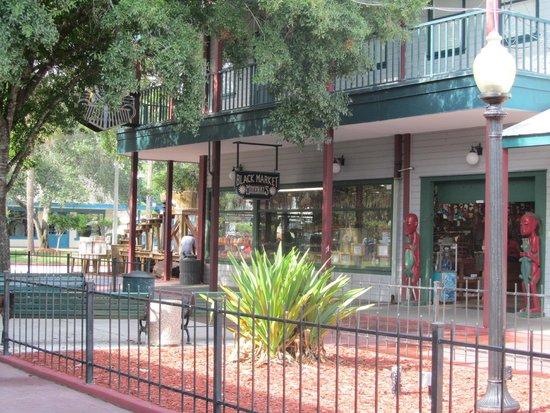Old Town: Black Market Minerals