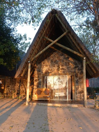 Thamalakane River Lodge : Our room