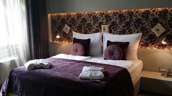 Hotel UNIC Prague: Zimmer