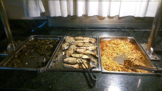 Hotel Miramar: mala calidad de la comida