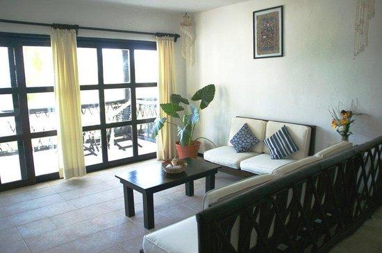 Hotel Cabañas Los Lirios: Suite Ocean Front Ground Floor