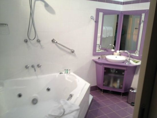 In My View: Spa in bathroom
