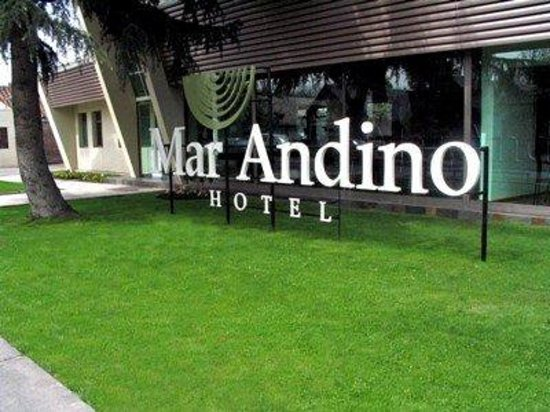 Mar Andino Hotel: Exterior View