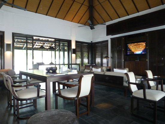 The Nam Hai Hoi An: Lounge/dining room