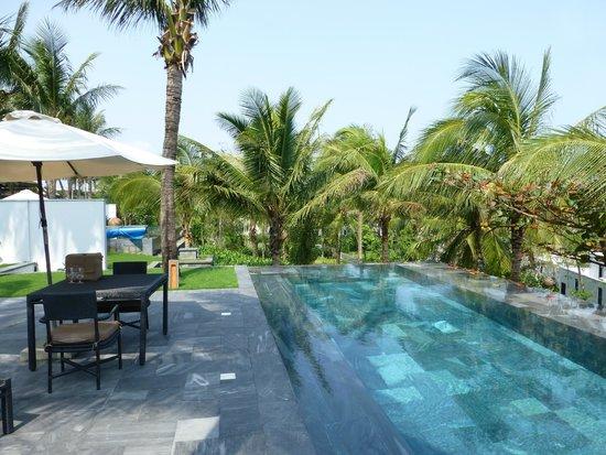 Four Seasons Resort The Nam Hai, Hoi An: Our pool