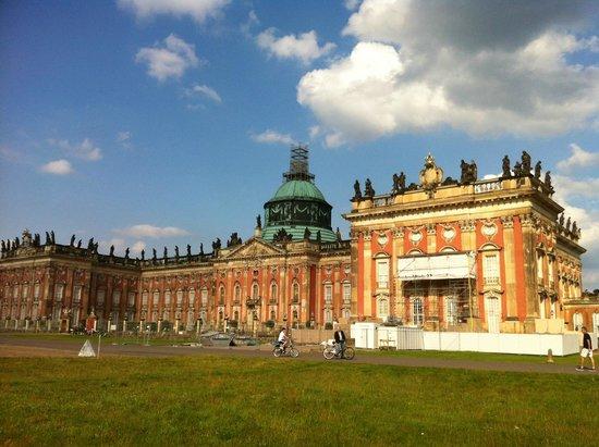 Original Berlin Walks: The New Palace at Sans Soucci Park