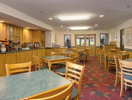 Ramada Summerset/Rapid City West: Breakfast Area