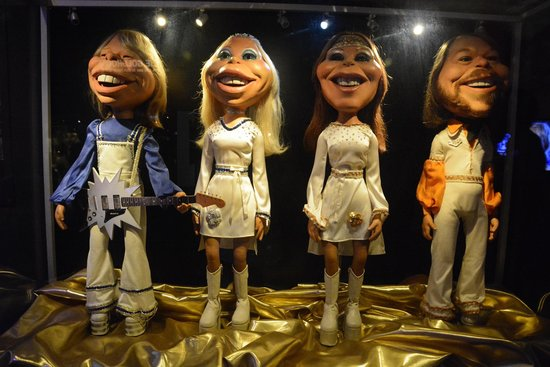 ABBA The Museum : Abba Dolls