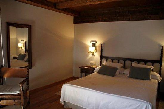 Parador de Baiona : Notre chambre