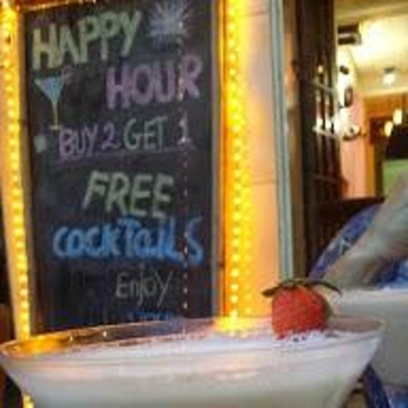 Red Gecko: Happy hour