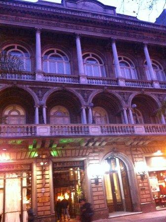 La Corte restaurante: Belo Prédio
