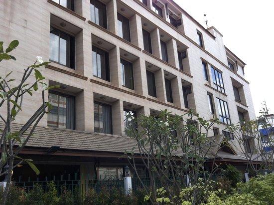 Boonsiri Place: Hotelansicht von aussen