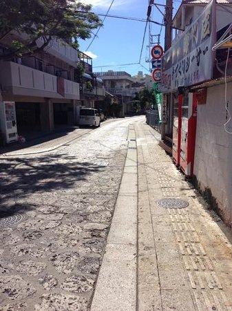 Yachimun Street: 人がいませんでした
