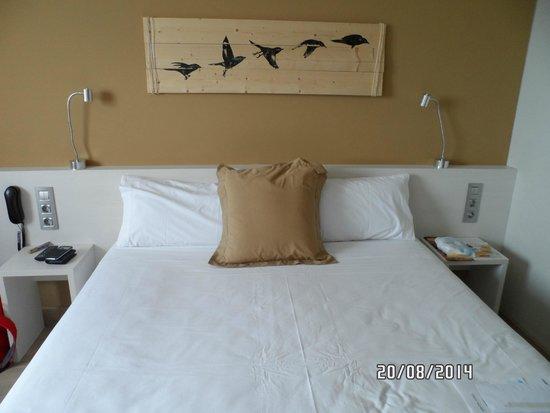 B&B Hotel Viladecans: la chambre
