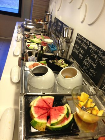 Mercure Rome Colosseum Centre: Exellent breakfast