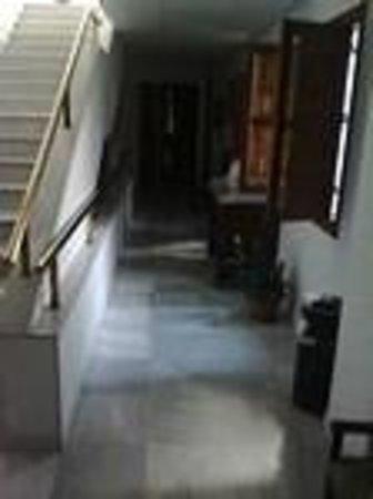 Maestre: Couloir intérieur