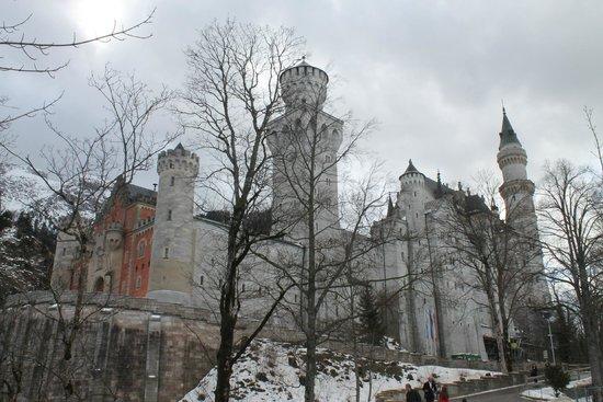 Castillo de Neuschwanstein: Neuschwanstein Castle