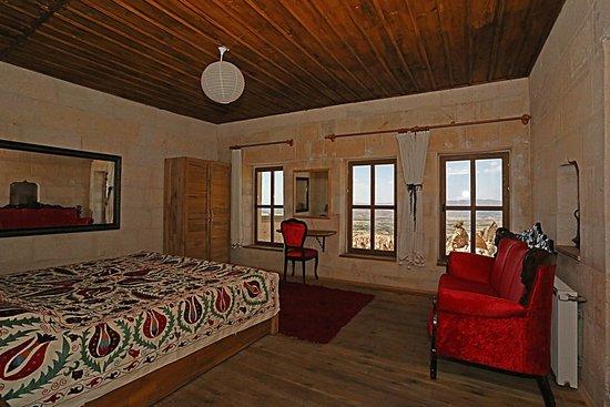 Duven Hotel: manzara