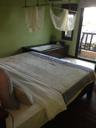 Phra Nang Inn: Chambre charmante