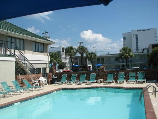 Windsurfer Hotel : Great Pool and clean