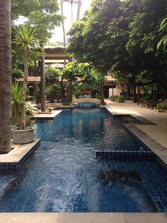Phra Nang Inn: Piscine