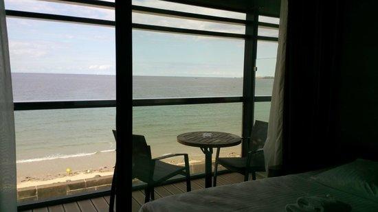 Hotel Oceania Saint Malo : vue